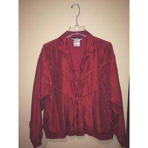 Vintage silky blazer