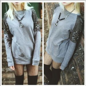 Urban Outfitters Ecote Lightweight Sweater