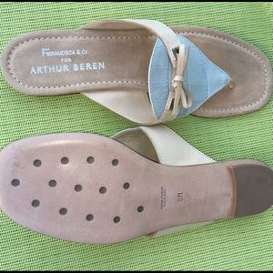 Fieramocsa  Shoes - Fieramosca Arthur Beren NEW Italian Sandal