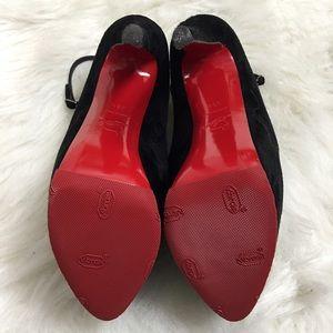 dad1aaa994b3 Christian Louboutin Shoes -  1195 CHRISTIAN LOUBOUTIN 160 MAILLOT EURO 38  1 2