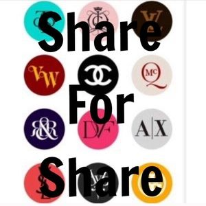 A Word on Sharing!