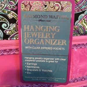 Raymond Waites Jewelry Hanging Organizer Poshmark