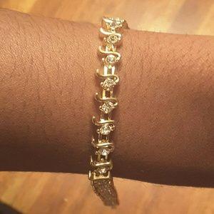Jewelry - Swarovski Tennis Bracelet