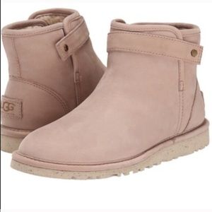 Authentic mini UGG boots