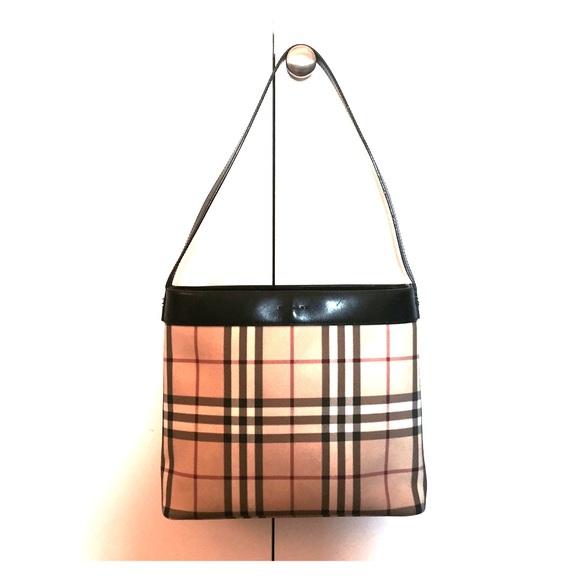 1254e324133b Burberry Handbags - Burberry Nova Check Canonbury Shoulder Bag!
