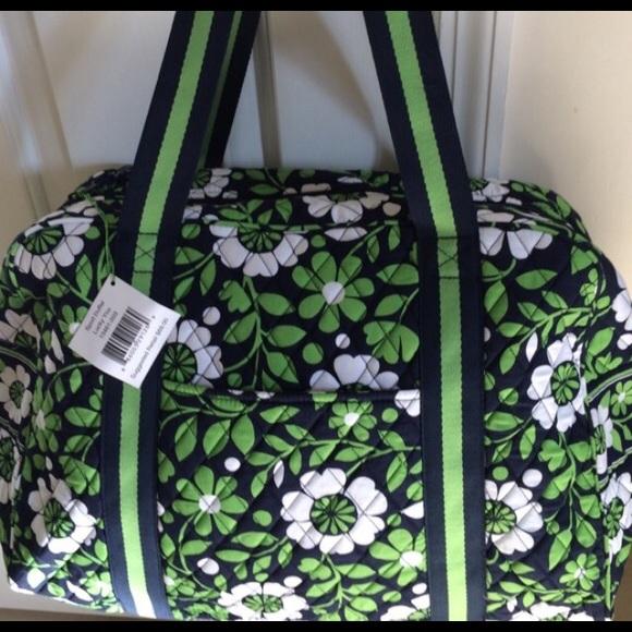 dd34528c695a NWT Vera Bradley Sport Duffle Bag
