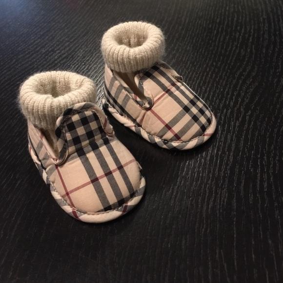 Burberry Shoes | Burberry Newborn Shoes