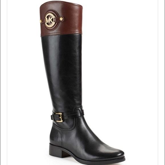 38 michael kors shoes michael kors black brown