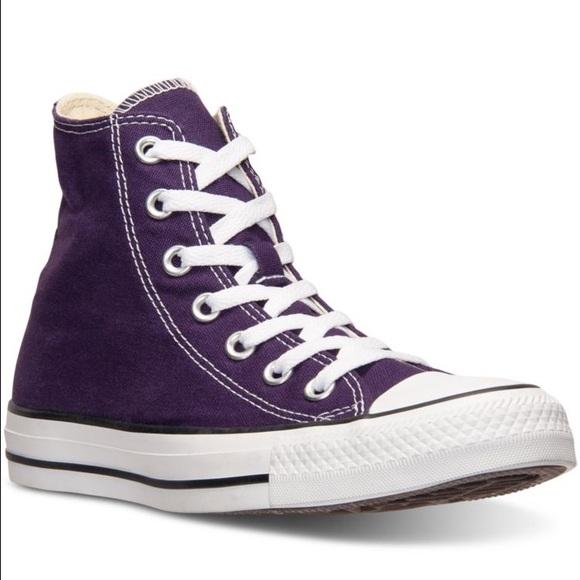 Converse Tapas De Color Púrpura 58EpL