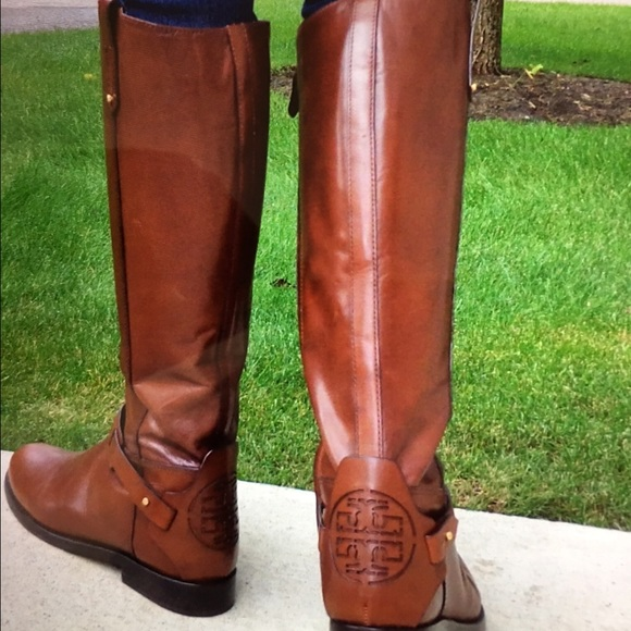 5% off Tory Burch Shoes - Tory Burch Derby Riding Boot from ...