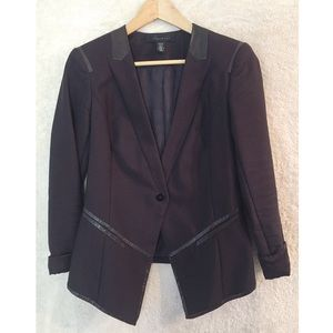 KENNETH COLE COLLECTION Brown Blazer