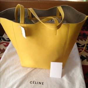 where can i buy celine shoes online - 66% off Celine Handbags - Celine medium Cabas phantom tote from ...