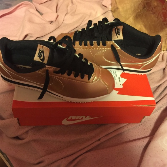buy popular 4ff14 ee081 ... usa rose gold nike cortez d8fa5 af1a0