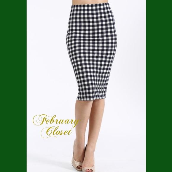 da04364f2371d 1️⃣Left ♥️HOST PICK♥ 5⭐️Rated Pencil Skirt