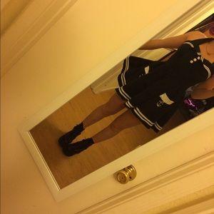HellBunny Sailor dress