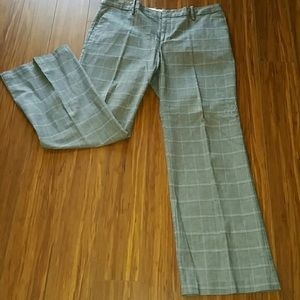 Gap Straight fit modern slacks pants Sz 14