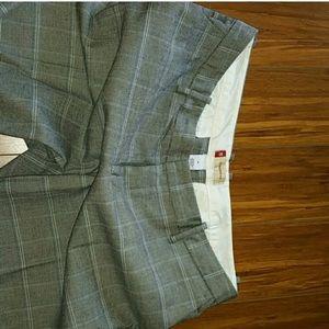 GAP Pants - Gap Straight fit modern slacks pants Sz 14