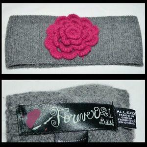 Forever 21 Rose Headband