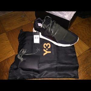 3cd7dfb28721 Yohji Yamamoto Shoes - BRAND NEW Y-3 BOOST QR- NIGHT CARGO BLACK