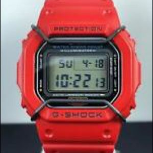 Red G-Shock for sale