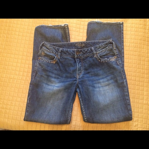 79% off Silver Jeans Denim - Silver Jeans Size 34/32 from ...