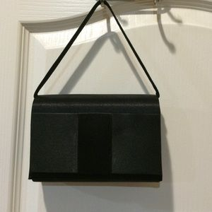 Handbags - Black party clutch