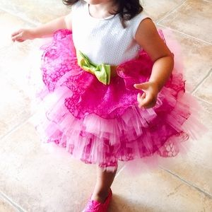 Other - Toddler party dress 2T