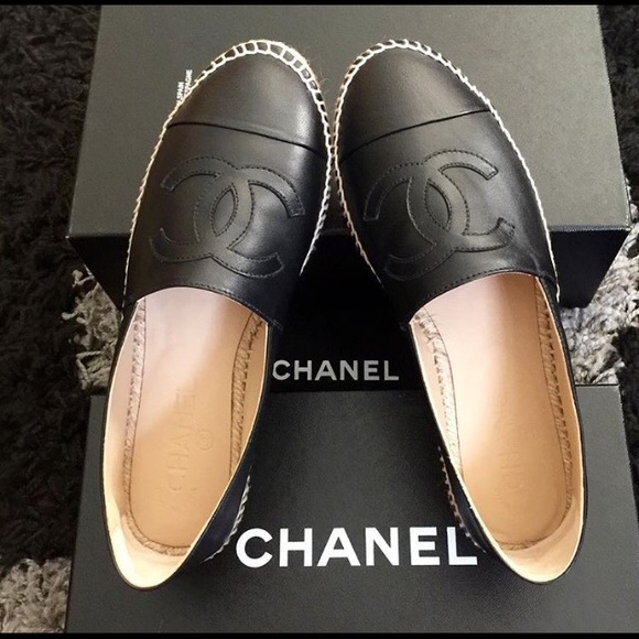 CHANEL Shoes | Espadrilles | Poshmark
