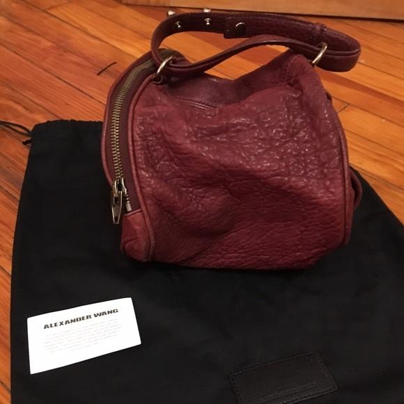 af358c2f74e0 Alexander Wang Handbags - ‼ SALE! ‼ 💯Auth RARE Alexander Wang Angela