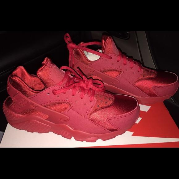 Nike Huarache Trippel Røde Menn Blazer I8A7fS8lZ