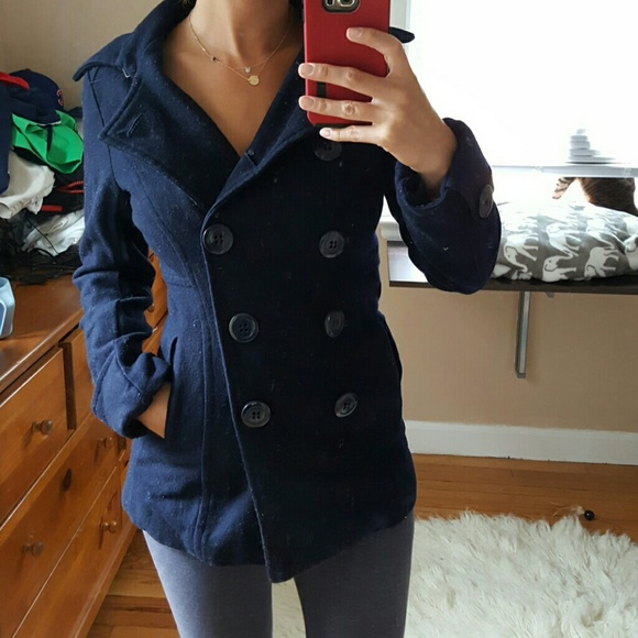 brand new latest design durable modeling Peacoat Delias navy blue