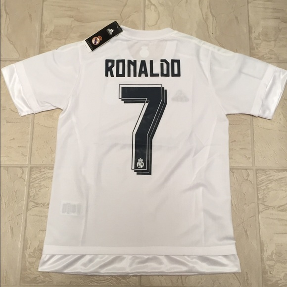 6c333ba4cca Nike Other   20152016 Real Madrid Home Mens Ronaldo Jersey   Poshmark
