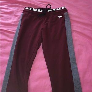 3c2f37656ad69 Victoria Secret's PINK jogger legging