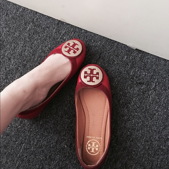 dd9d2511b97c Tory Burch Doll shoes. M 566b2a8f8e1c616881021e78