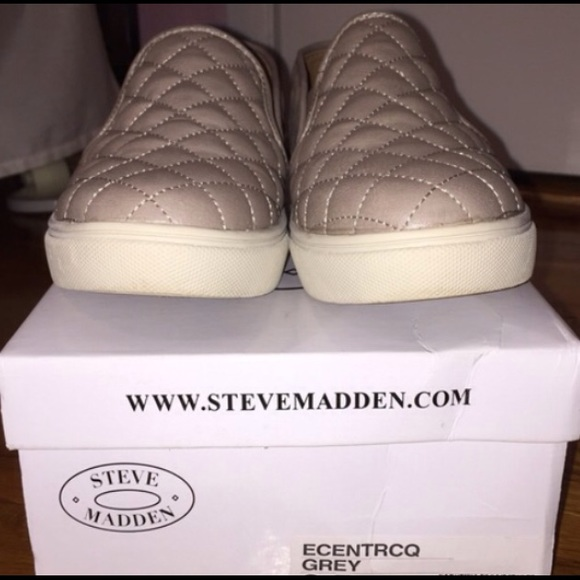 Steve Madden Ecentrcq Sneaker Grey