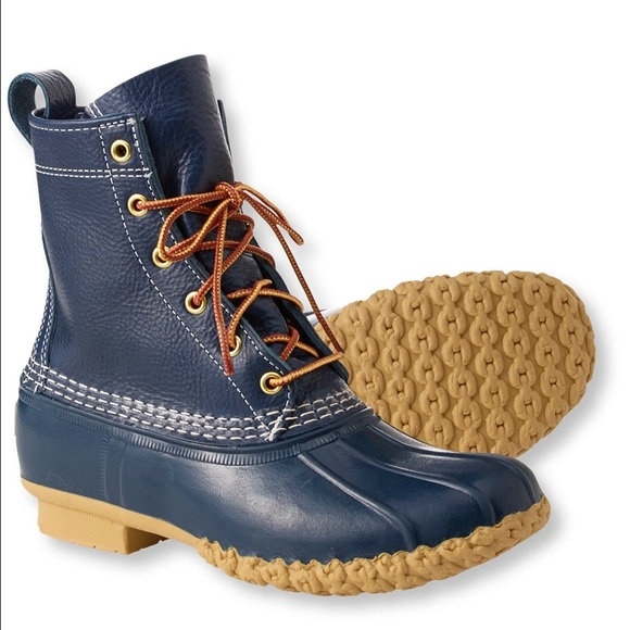 l l bean s l l bean 174 boots 8 quot thinsulate from