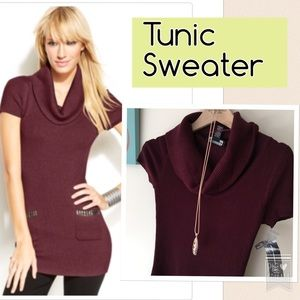 New Tunic Body Forming Sweater S