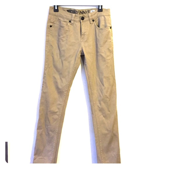 44% off Pants - Khaki colored jeans bought from Tilly's from ...