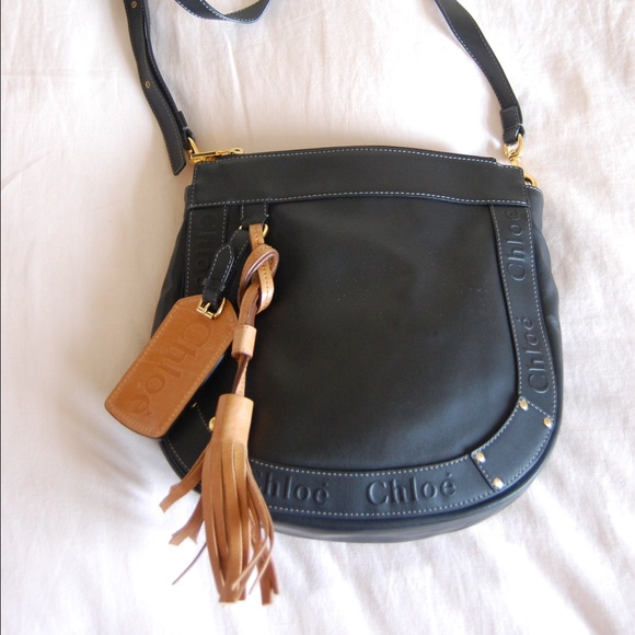 Chloe Eden Leather Handbag 4b5849ae8155