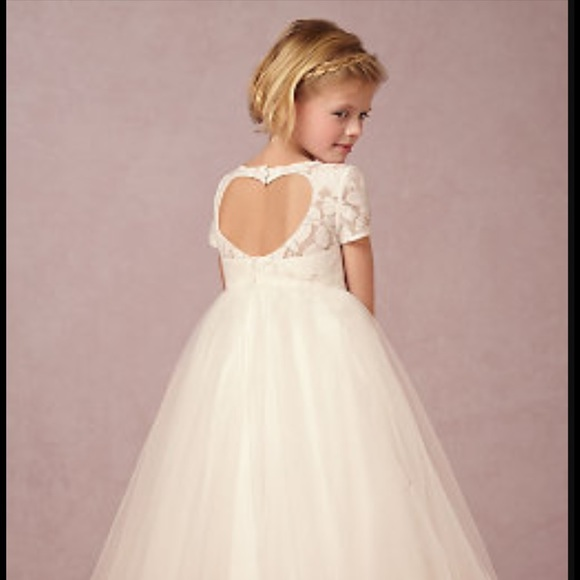 6cd58835126 Anthropologie Other - BHLDN Flower Girl Dress