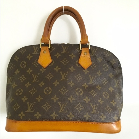 Images For Louis Vuitton Made In France >> Authentic Alma Date Code Th1927 Made In France