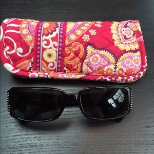Black Versace Sunglasses