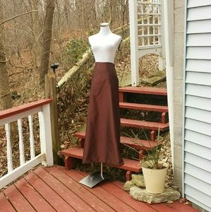 Carmen Marc Valvo Dresses & Skirts - 💠SALE💠NWT $355 CARMEN MARC VALVO Silk Skirt
