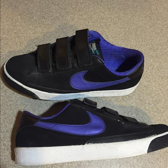 impulso Médico suelo  Nike Shoes | Blazer Low Ac Velcro | Poshmark