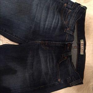 Jbrand boot cut Jean