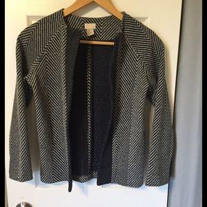 H&M dress jacket
