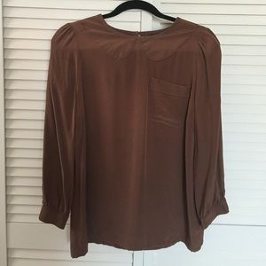 Marc by Marc Jacobs silk blouse in 8
