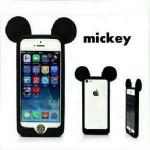 Accessories - NWOT Mickey Mouse Ears IPHONE 5S Border Case