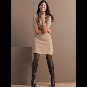 Wool/Cashmere Blend Dress