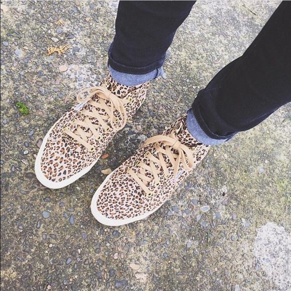 Superga Shoes | Superga Leopard Print